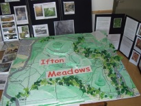 Ifton Meadow Map